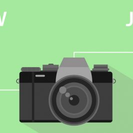 The difference between shooting an image in RAW format versus JPEG format